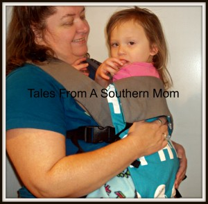 Elle Print Action Baby Carrier