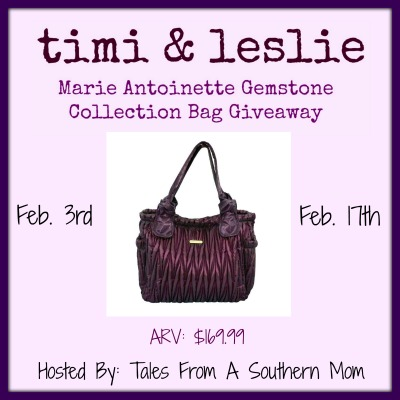 Enter for your chance to #Win this beautiful Timi & Leslie