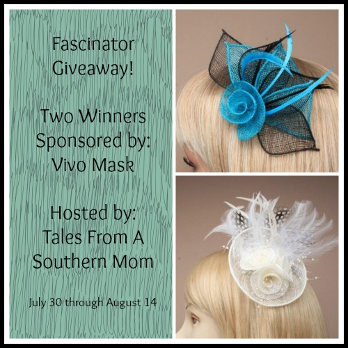 Fascinator Giveaway