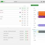 Goboxi-Productivity Software-Tasks Screen