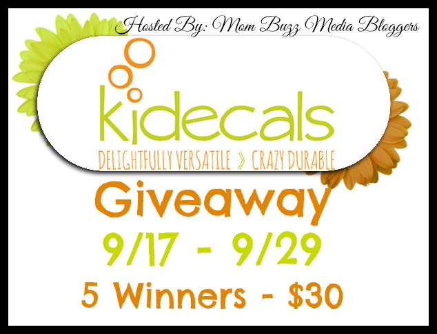 Kidecals-Giveaway