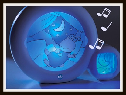 Win a kids sleep moon alarm clock night light for toddlers ends 11 25 michigan saving and more - Timer night light for toddlers ...