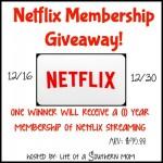 NetflixGiveaway