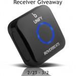 Etekcity-Bluetooth-Audio-Receiver-Giveaway