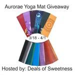 Aurorae-Yoga-Mat-Giveaway