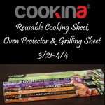 Cookina-Reusable-Cooking-Sheets-Giveaway