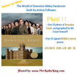 The-World-of-Downton-Abbey-hardcover-book-by-Jessica-Fellowes