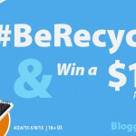 BeRecycled_Bloggin_Mamas_Facebook_Twitter