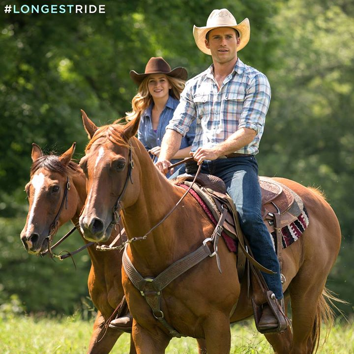 Longest Ride Book & Ariat Jeans Giveaway RV $99 ends 4/21