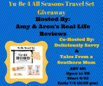 ----Yu-Be 4 All Seasons Travel Set Giveaway