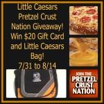 Little Caesars Pretzel Crust Nation Gift Card Giveaway