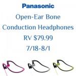 Panasonic-Open-Ear-Bone-Conduction-Headphones
