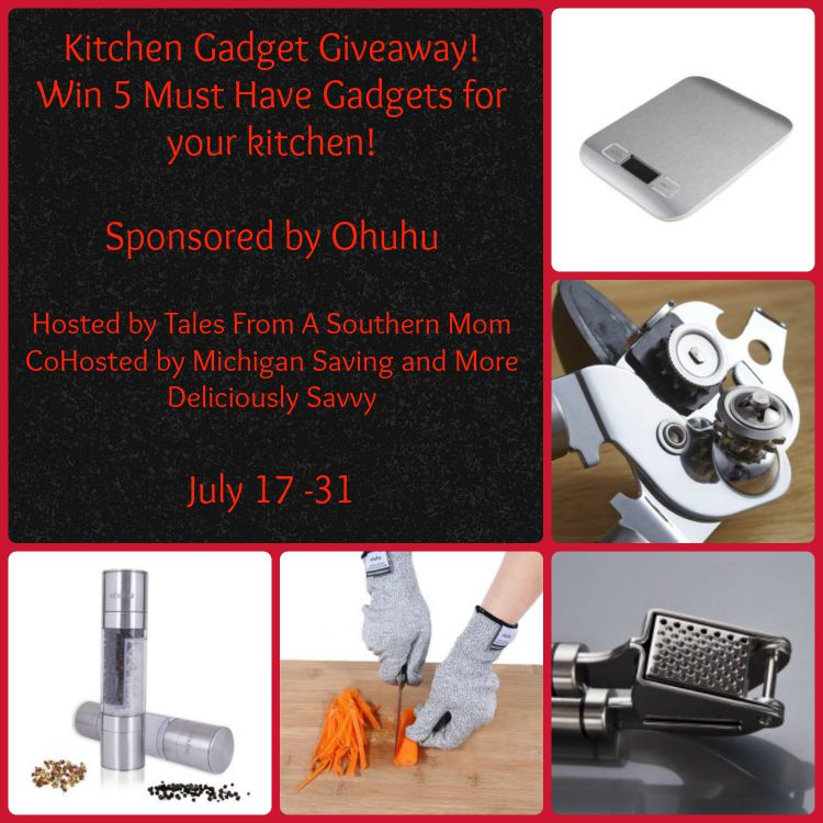 Kitchen Impossible 31 07: Kitchen Gadget Giveaway! 07/31