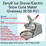 Zeny-Ice-Shaver-Giveaway