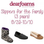 dearfoams-slippers-for-the-family-giveaway