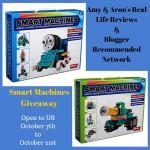 Smart Machines Giveaway