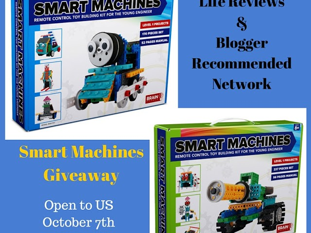 Smart Machines RC Toy Giveaway 10/21