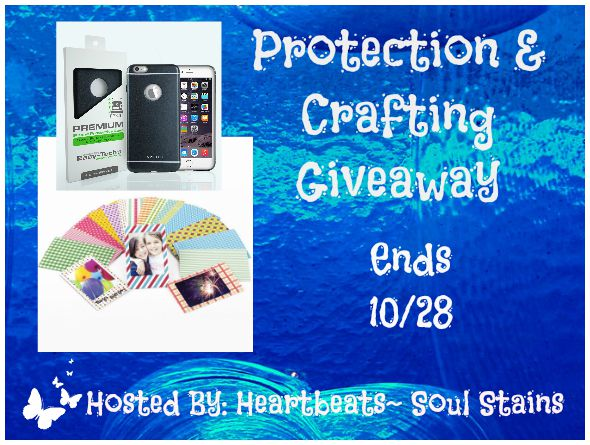 Protection & Crafting Giveaway 10/28