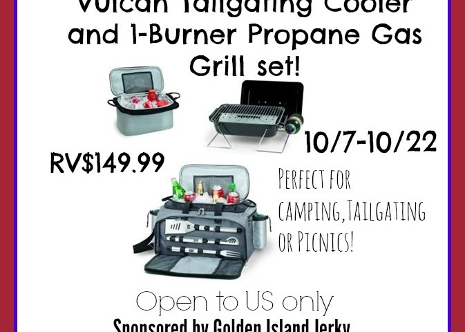 Ultimate Tailgating Giveaway 10/22