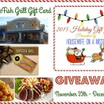 BoneFish Grill giveaway