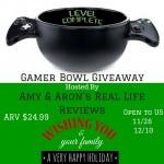 Gamer Bowl Giveaway