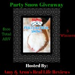 Party Snow Giveaway