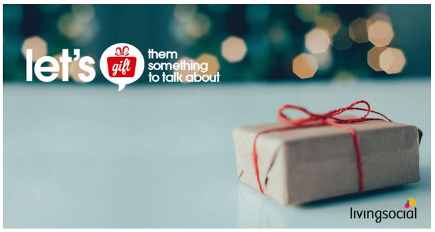 Enter the #LivingSocial DealBucks Giveaway #ad. Ends 12/25