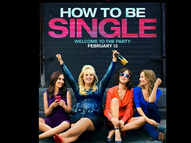 How To Be Single Premier Giveaway 1/29