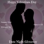 Happy Valentines DayDate Night Giveaway