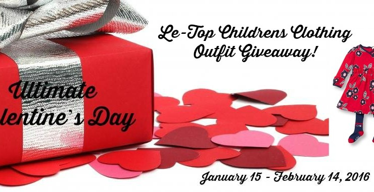 Le-Top Children's Clothes Outfit Giveaway! 02/14