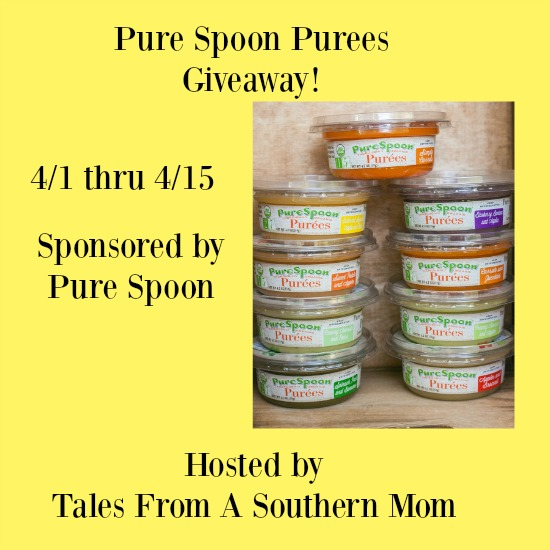 Enter the Pure Spoon Giveaway. Ends 4/15