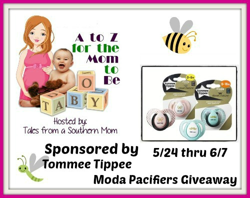 tommee tippee pacifier giveaway