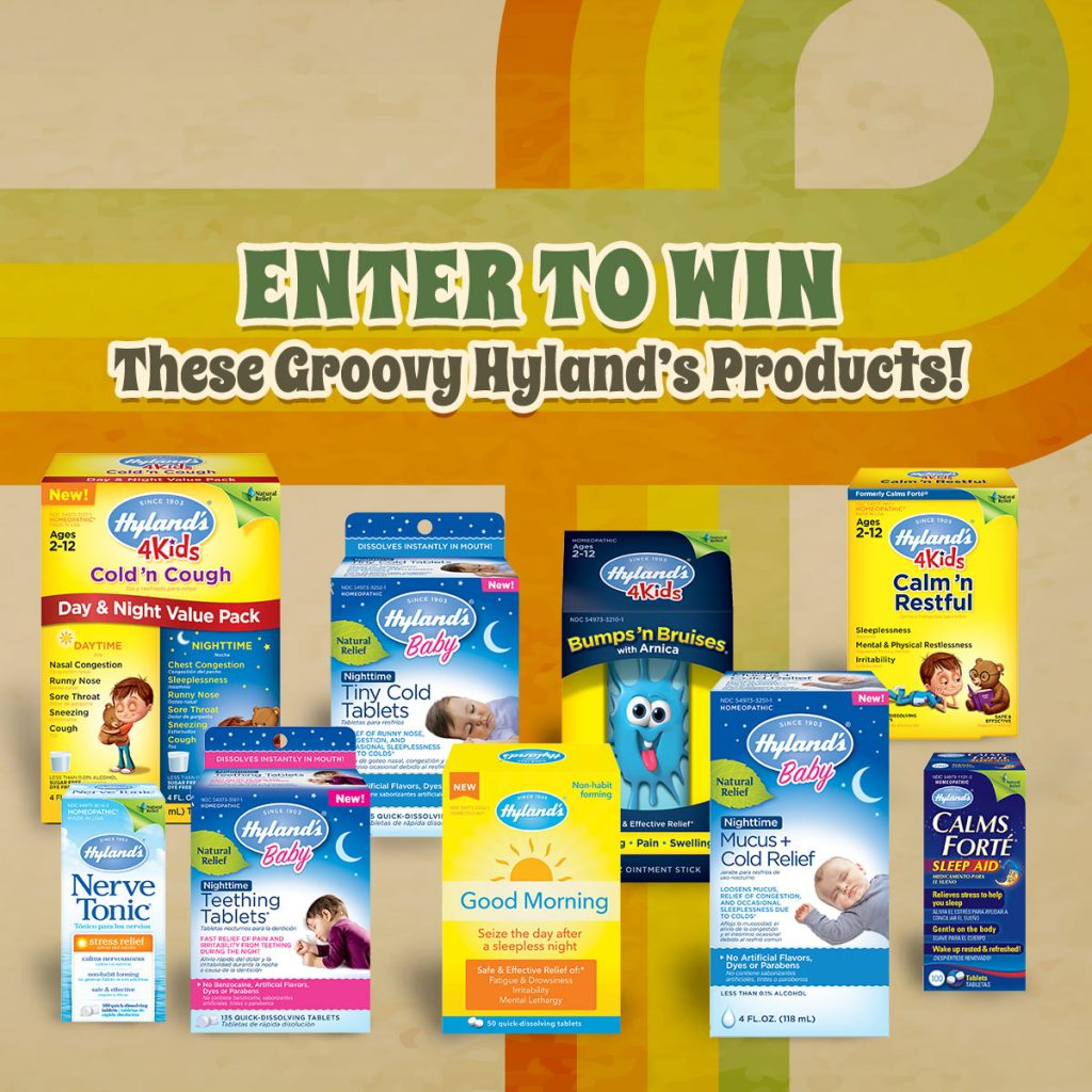 #WIN all these great items in the #TBTHylandsMom #Giveaway Enter before it Ends 6/27 #TBT